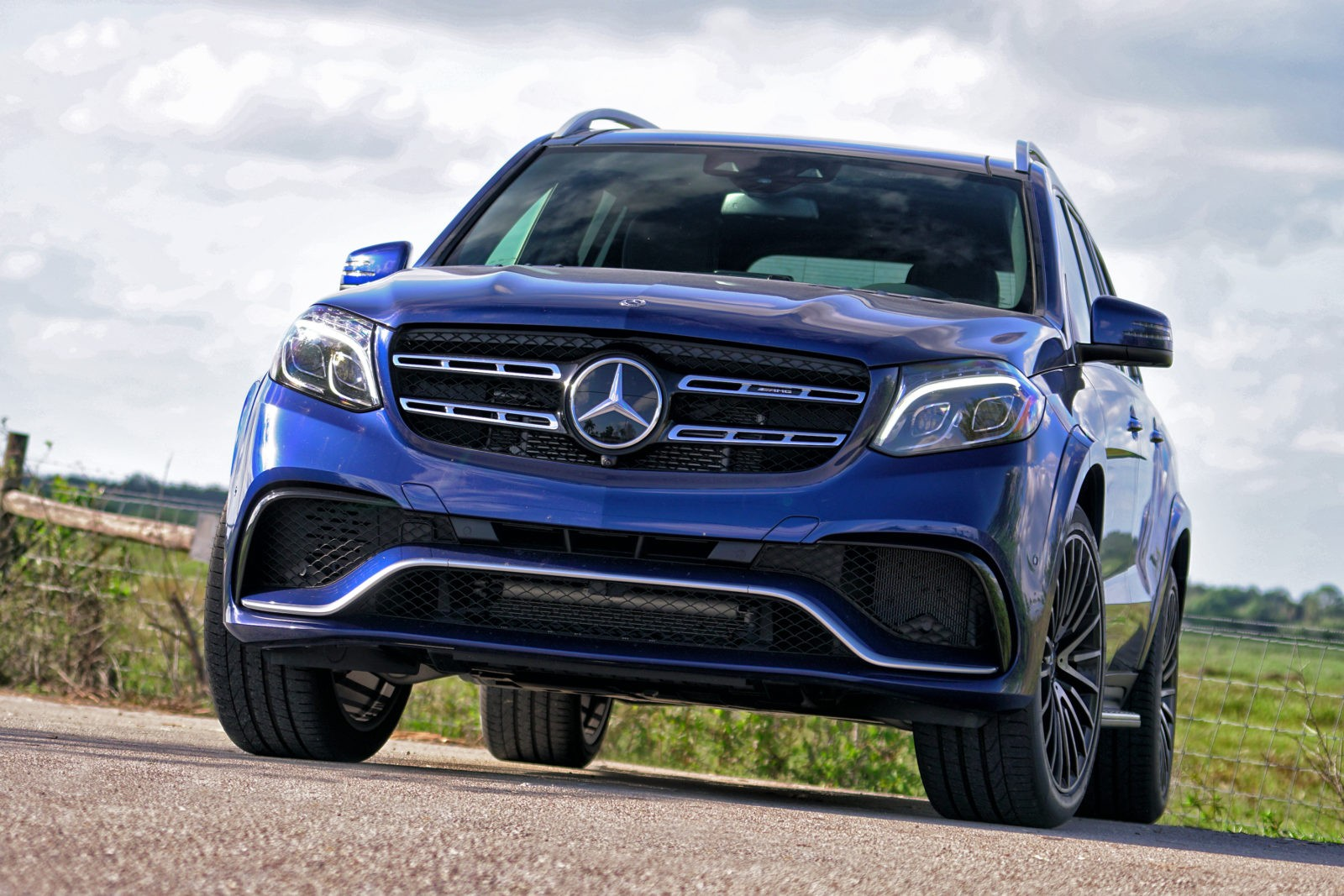 2018 Mercedes-AMG GLS 63 First Drive