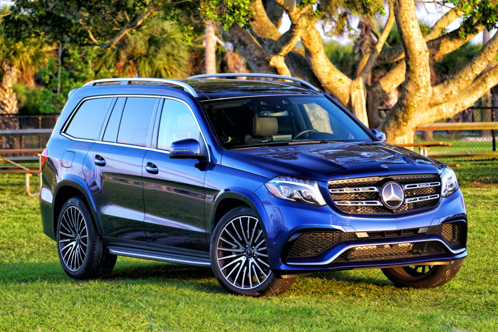 2018 Merceds AMG GLS 63 Review