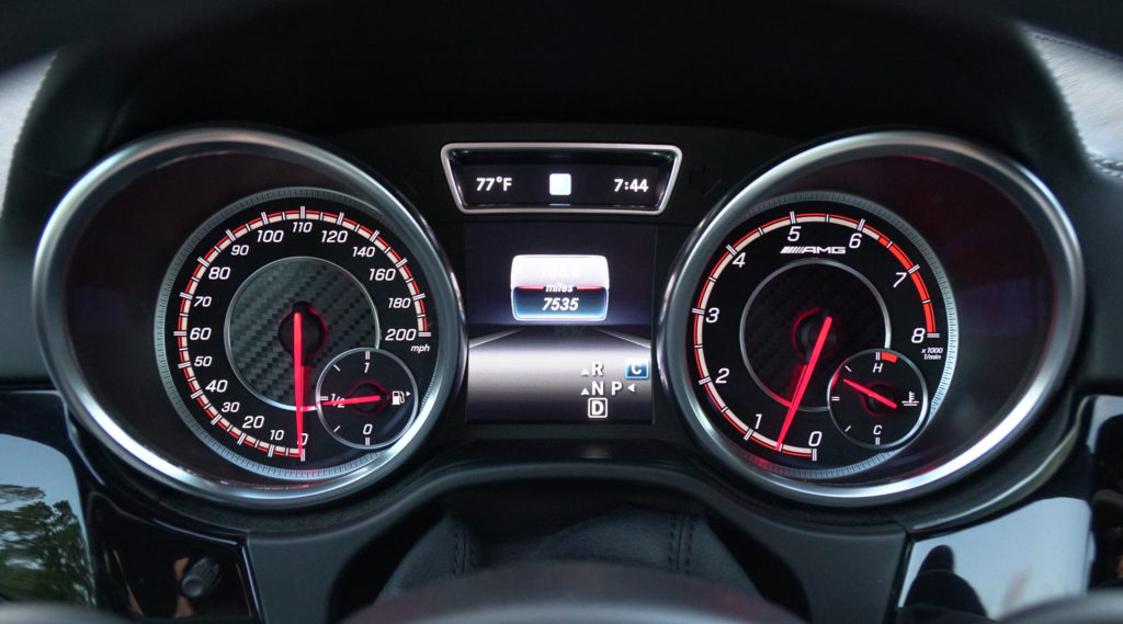 2018 Mercedes-AMg GLS 63