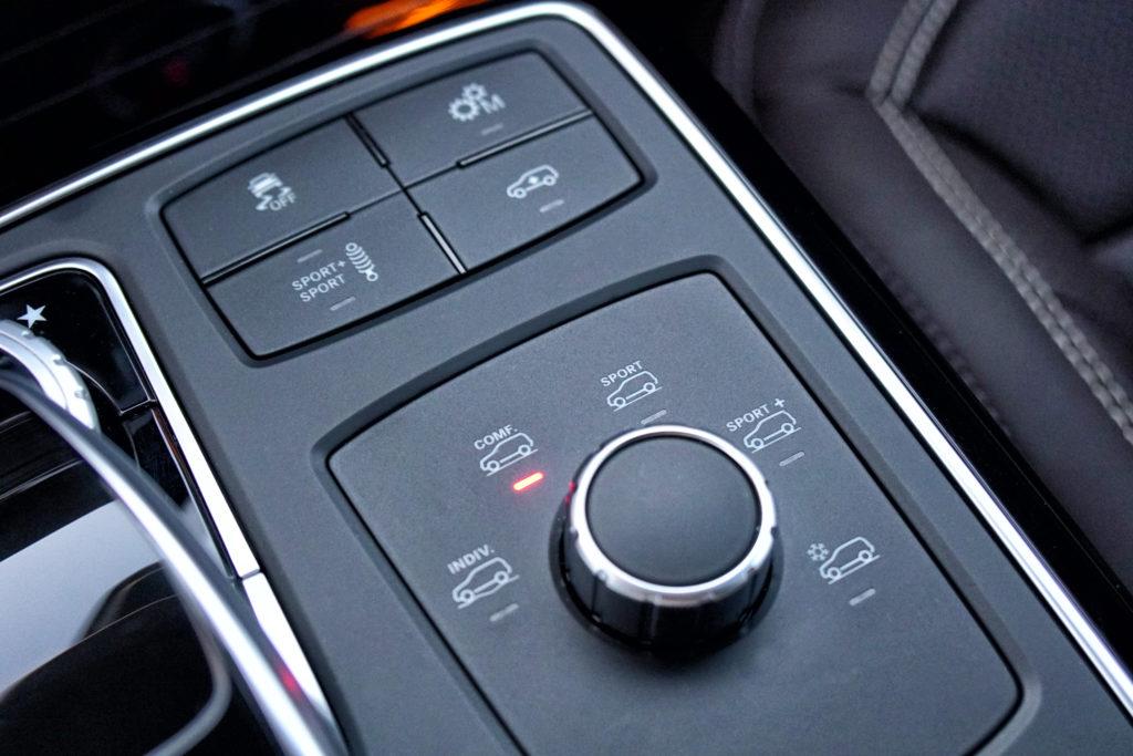 Mercedes AMG GLS Technology