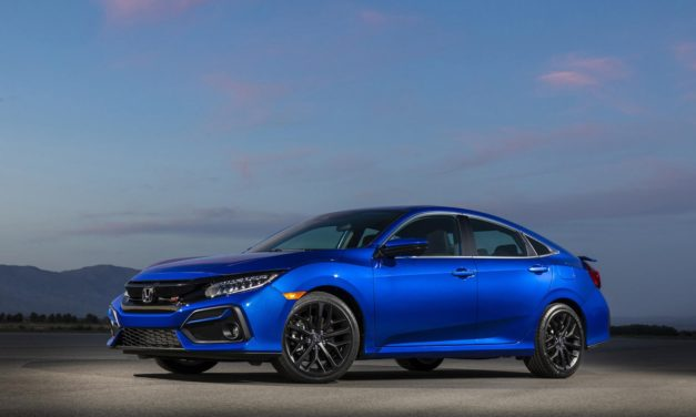 2020 Honda Civic Si Comes With Big Tech Upgrades