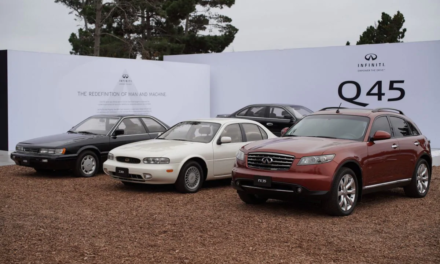 Infiniti To Release 30th Anniversary Models