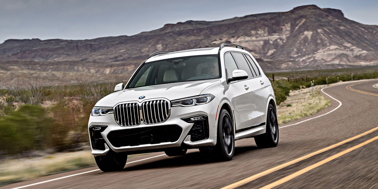 The New BMW X7 First Drive