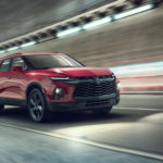 The new Chevy Blazer RS AWD Review.