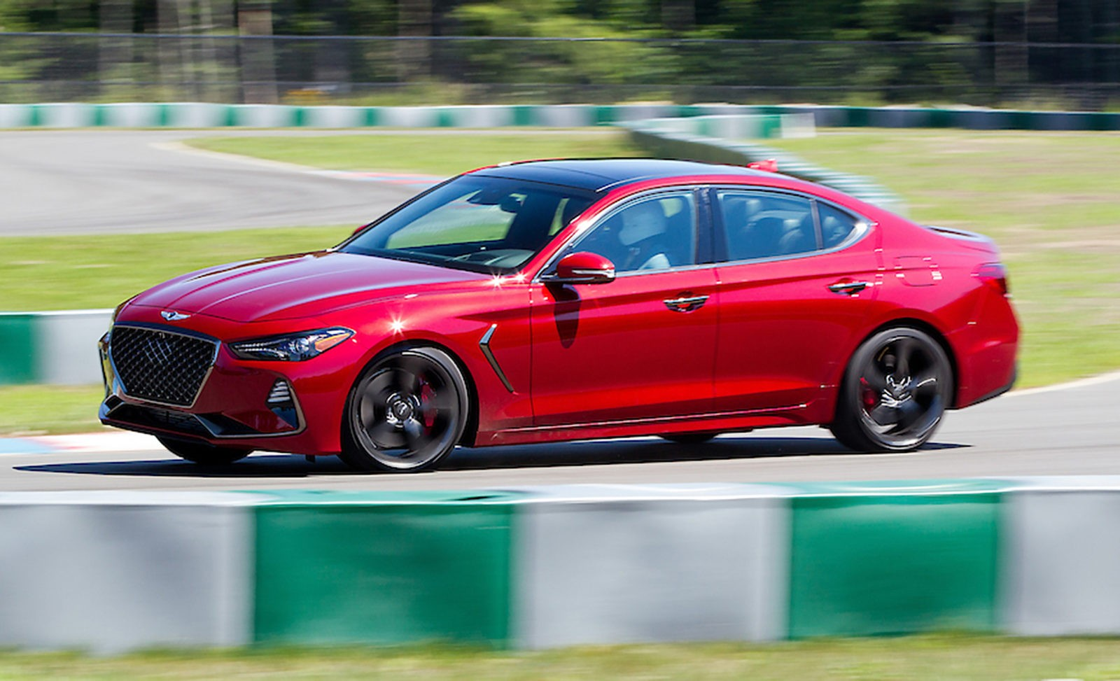 Genesis G70 3.3 Turbo RWD Review