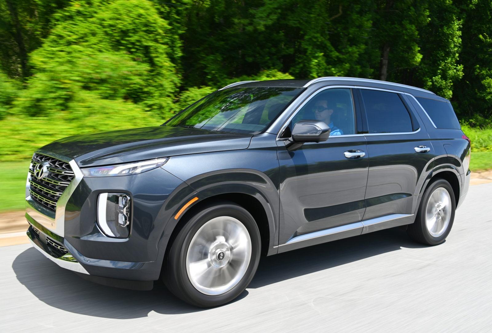 Hyundai Of Asheville >> Napleton News 2020 Hyundai Palisade First Drive Review.