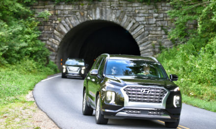 2020 Hyundai Palisade First Drive Review.