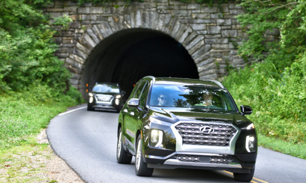 2020 Hyundai Palisade First Drive Review.
