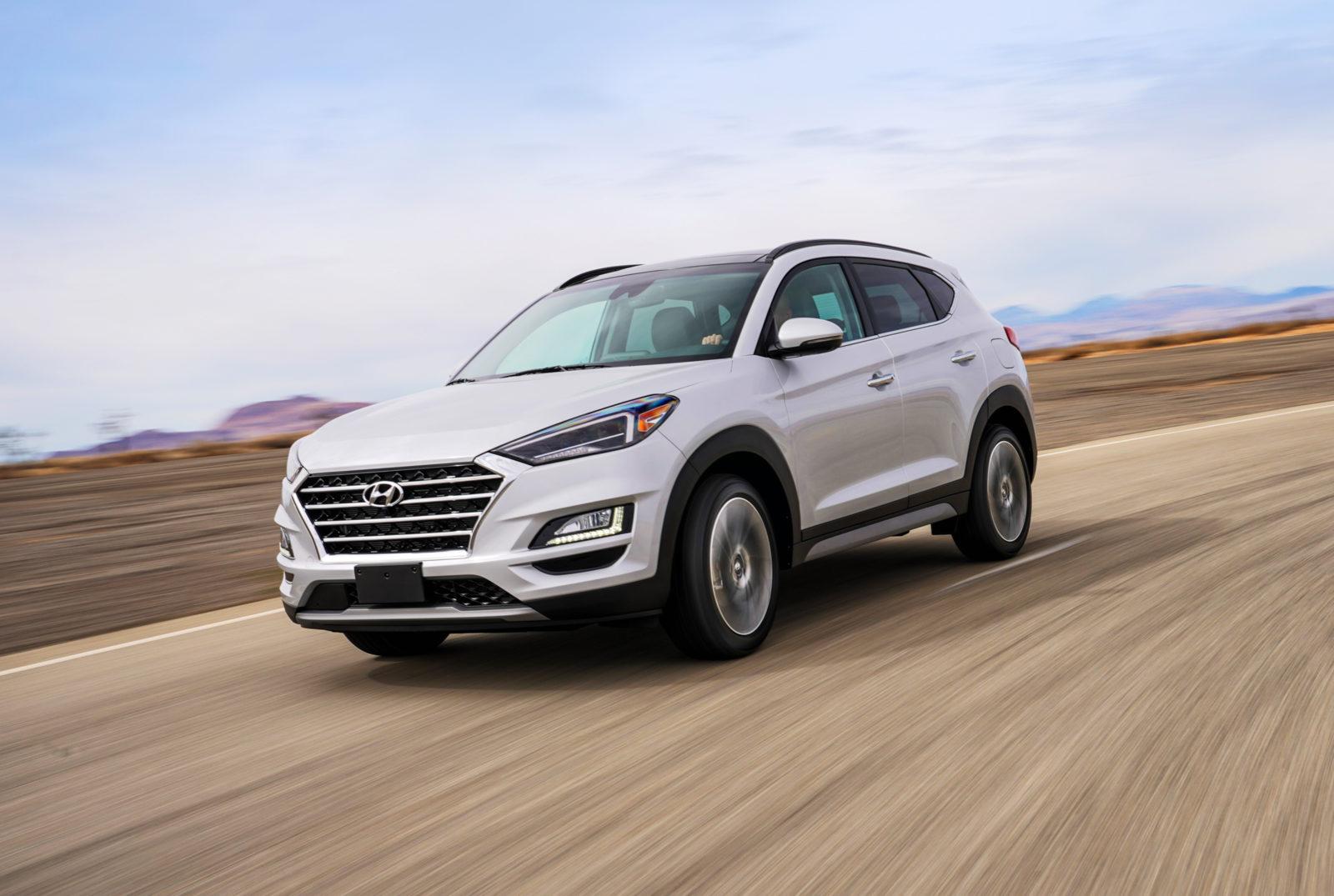 2019 Hyundai Tucson Ultimate FWD Review