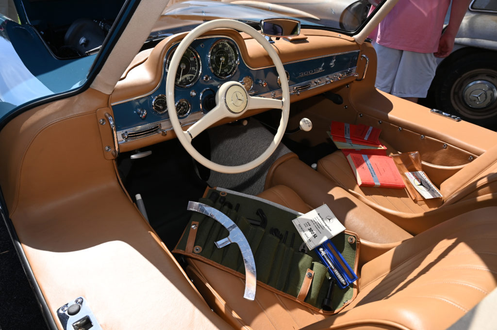 Mercedes Benz 300 SL Twins
