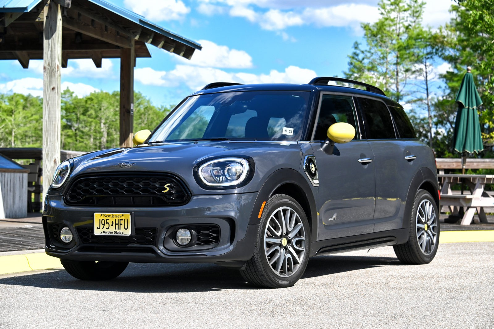 Mini countryman se Napleton news
