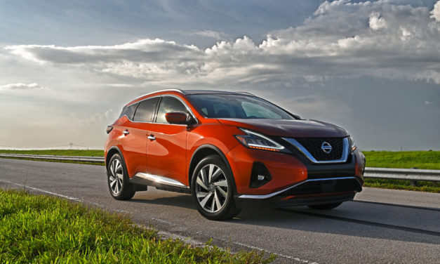 Nissan Murano AWD Review