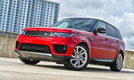 Range Rover Sport P400e PHEV Review