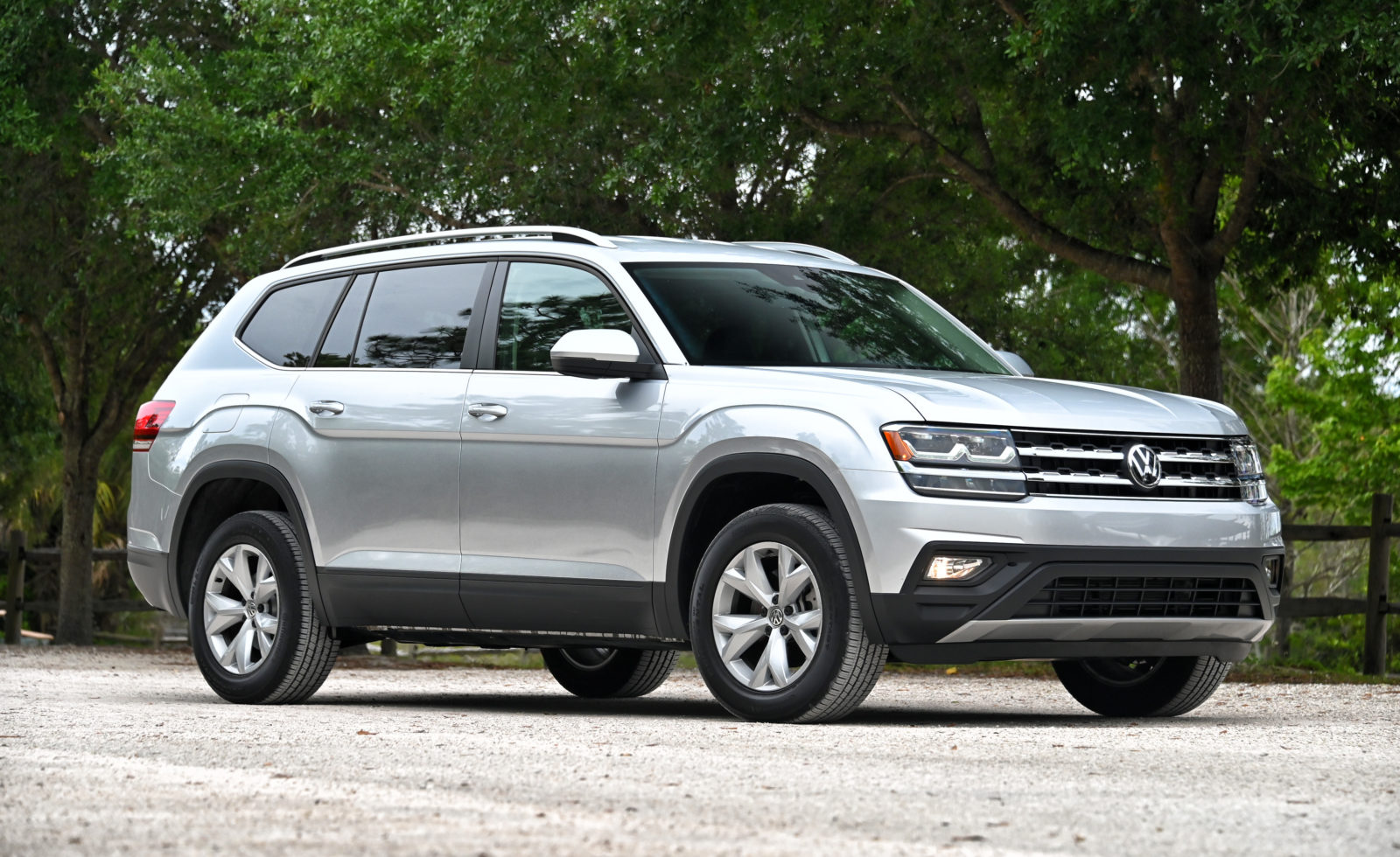 Volkswagen atlas SUV Drive Review