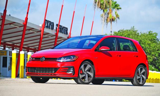 The Volkswagen Golf GTI Review
