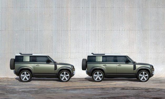 Land Rover Defender Returns To U.S. Market