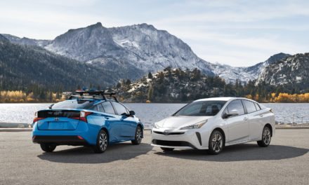 2020 Prius Comes Equipped With Useful Upgrades