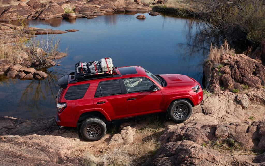 2020 Toyota 4Runner Introduces Venture Edition Package
