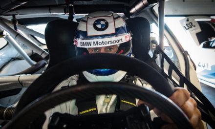 Alessandro Zanardi Returns to the driver's seat for BMW Team Italia!