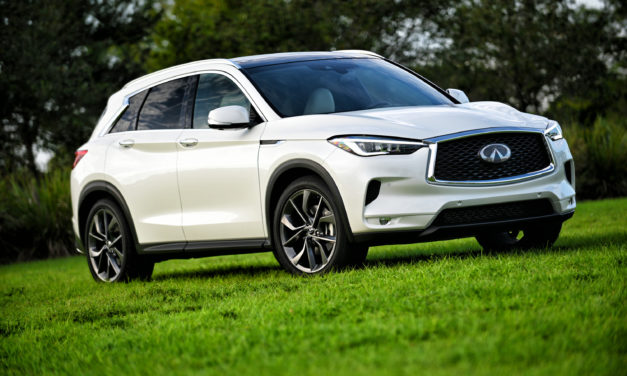 The Infiniti QX50 AWD Review
