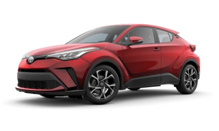 2020 Toyota C-HR Receives Sophisticated Makeover