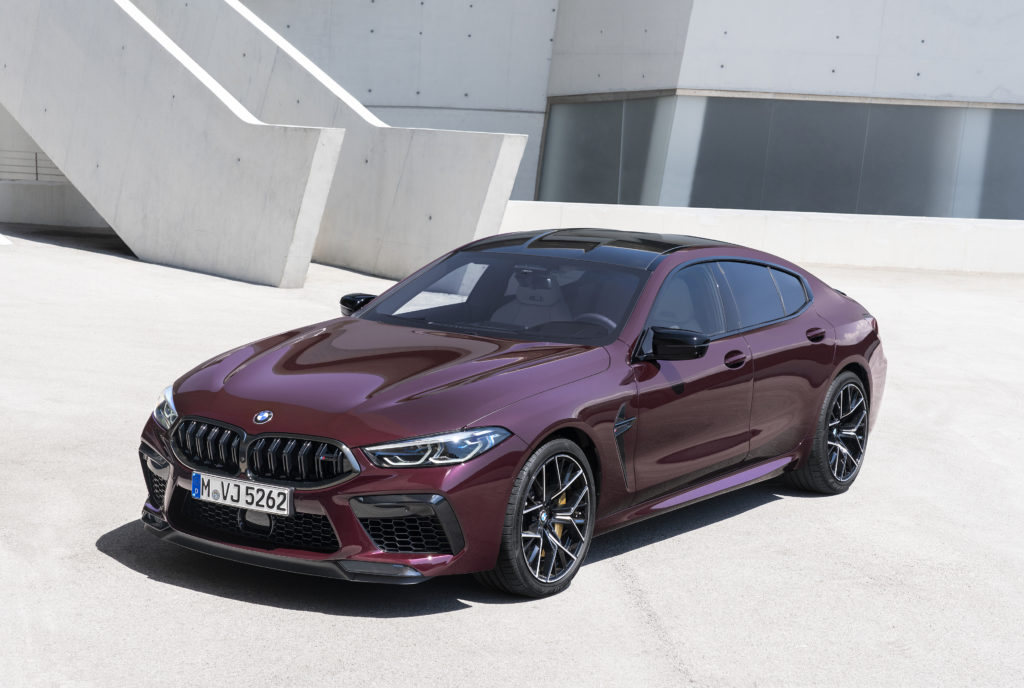 BMW M8 Elevated Gran Coupe