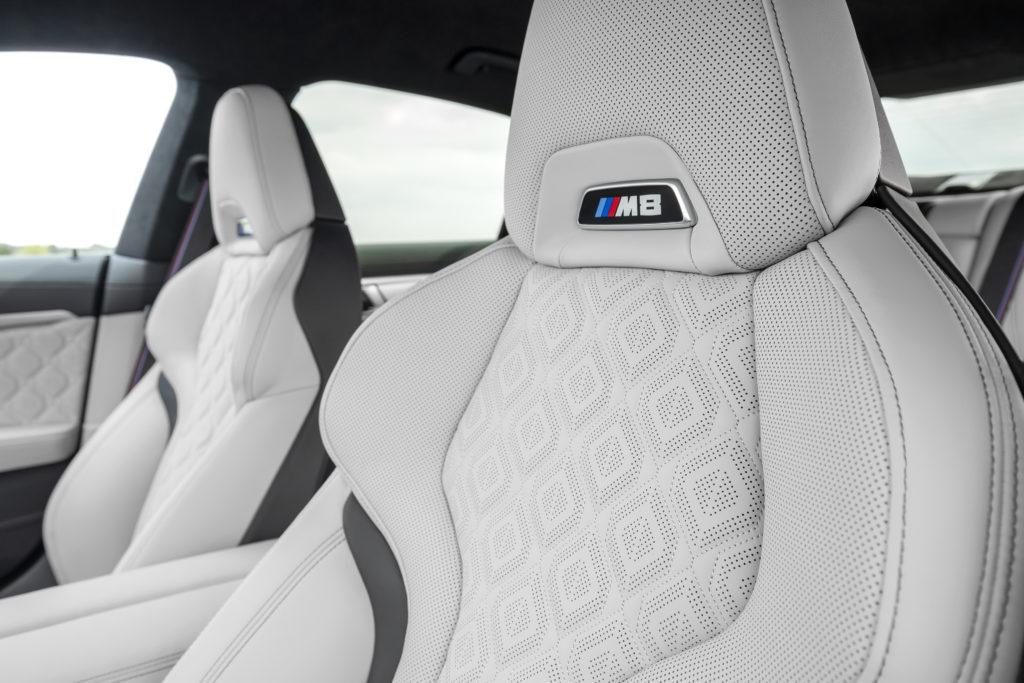 BMW Cool Seats