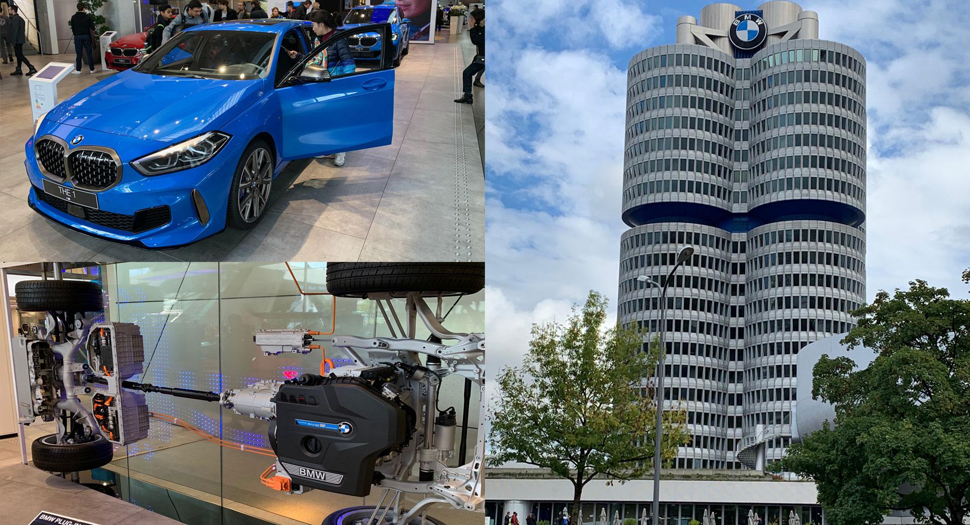 BMW Museum II