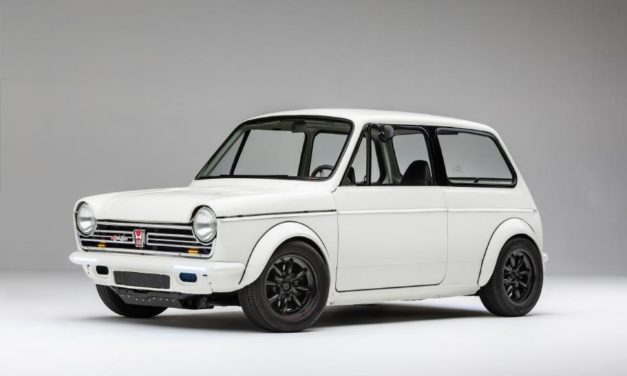 Vintage Honda N600 Wins Super Tuner Legends Series