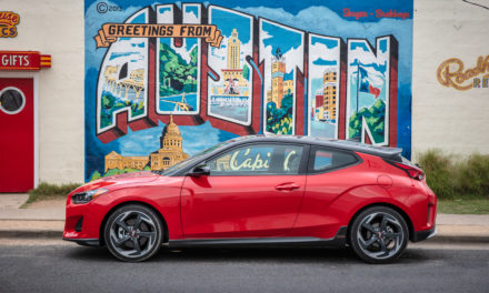 The Hyundai Veloster Review