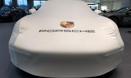 Napleton Westmont Porsche Unveils 2020 911 Carrera