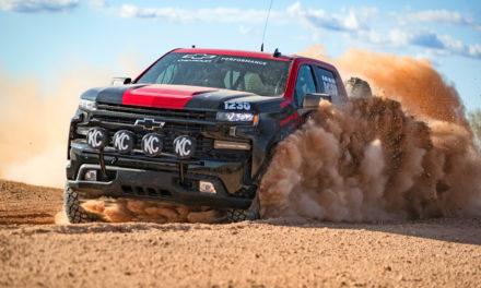 Racing improves the breed: Chevrolet Silverado to make off-road racing debut.