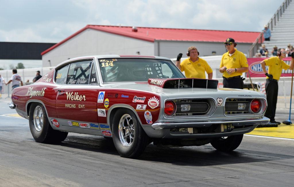 1968 Plymouth Hemi Cuda