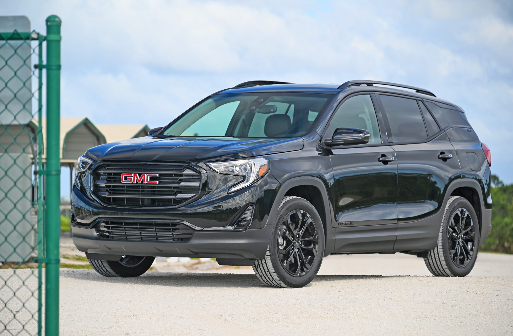 The GMC Terrain AWD SLT Review