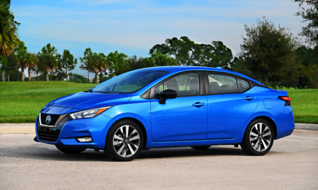 The 2020 Nissan Versa SR Review