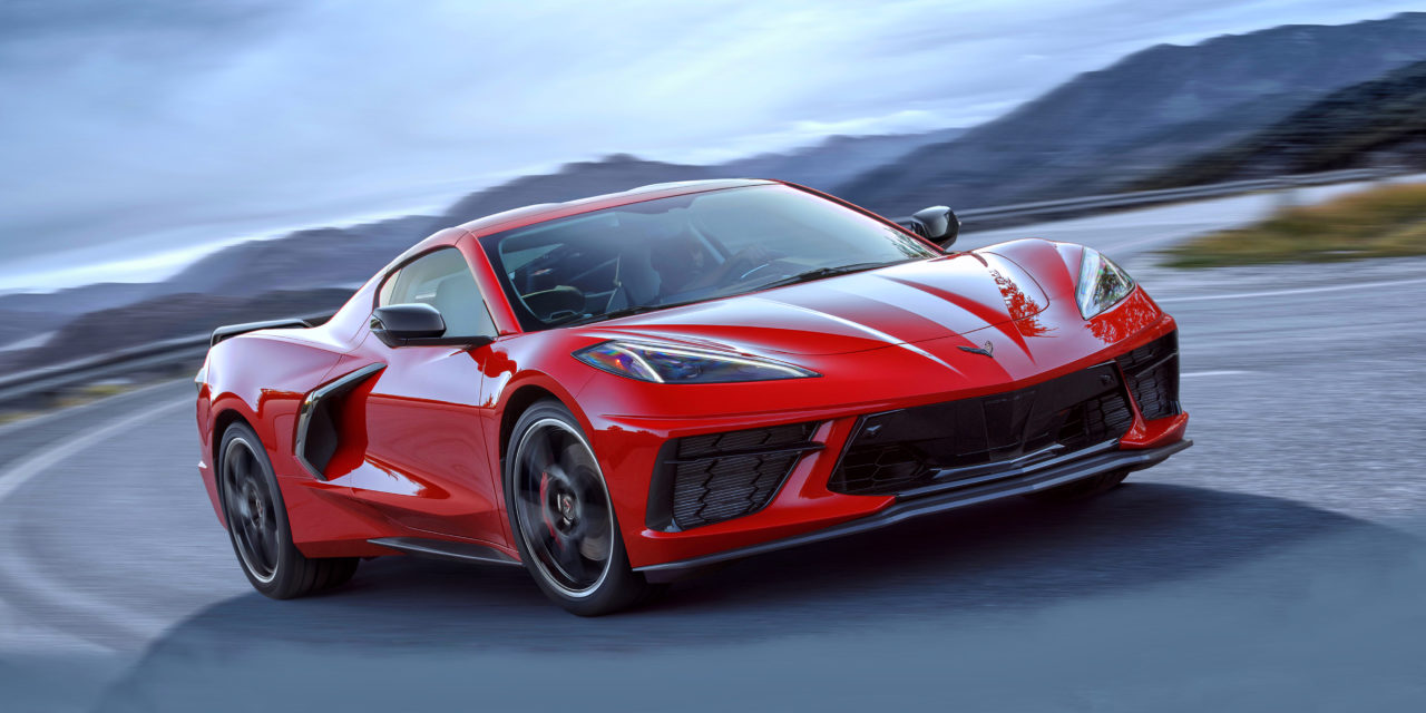 2020 Chevrolet Corvette Coupe is Quickest In History