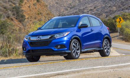 Honda HR-V Sport Heading to Showrooms.