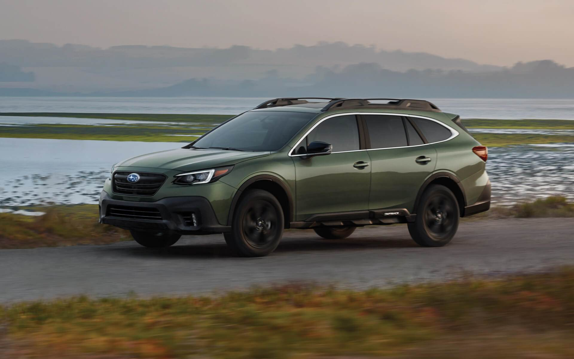 Subaru Earns Safety Honors For 2020 Outback & Legacy