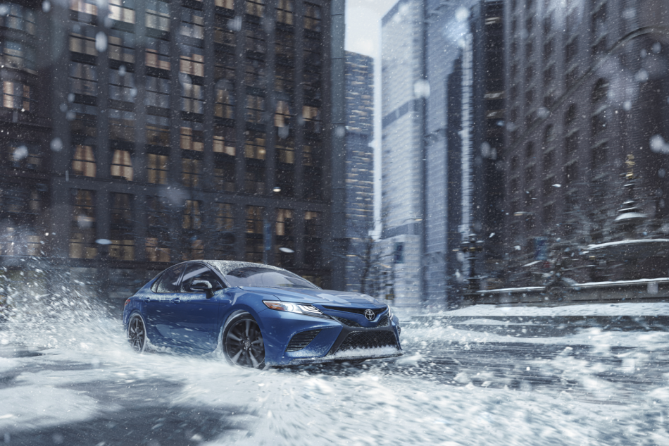 Camry & Avalon Now Available With All-Wheel Drive