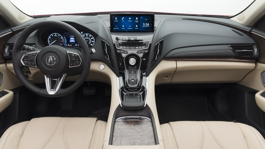 Android Auto Now Available For Acura RDX