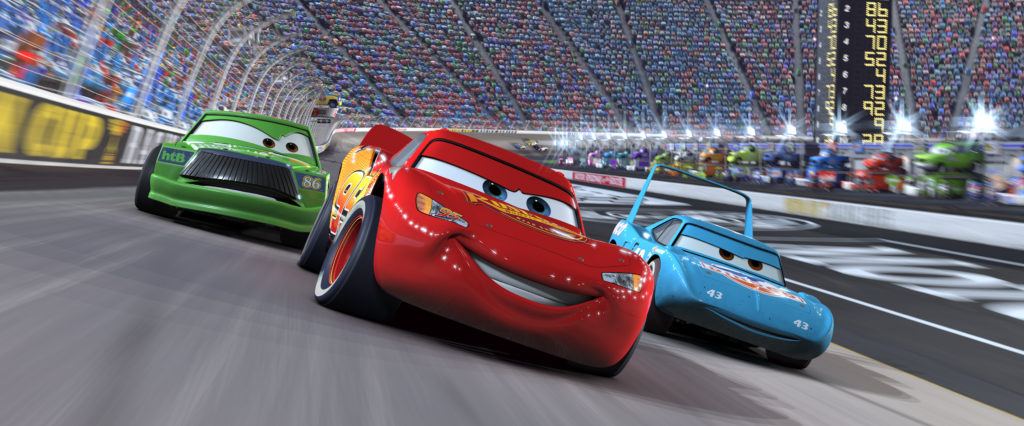 Cars The Big Race