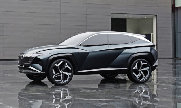HYUNDAI NEW CONCEPT SUV AND MODELS AT LA AUTO SHOW