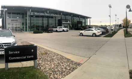 ED NAPLETON GROUP ACQUIRES MERCEDES-BENZ OF ROCHESTER