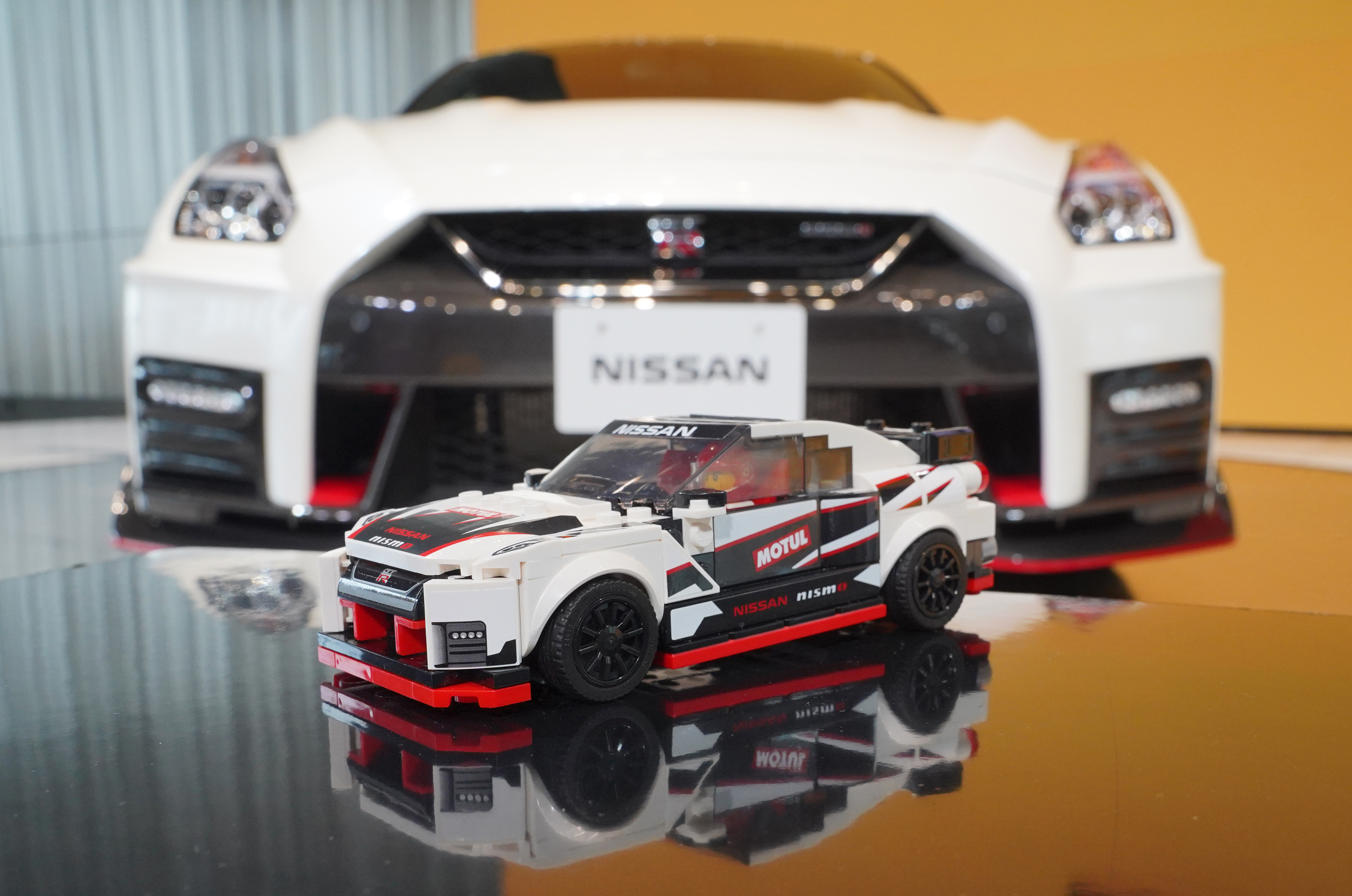 Lego Celebrates 50 years of the Nissan GT-R NISMO ...