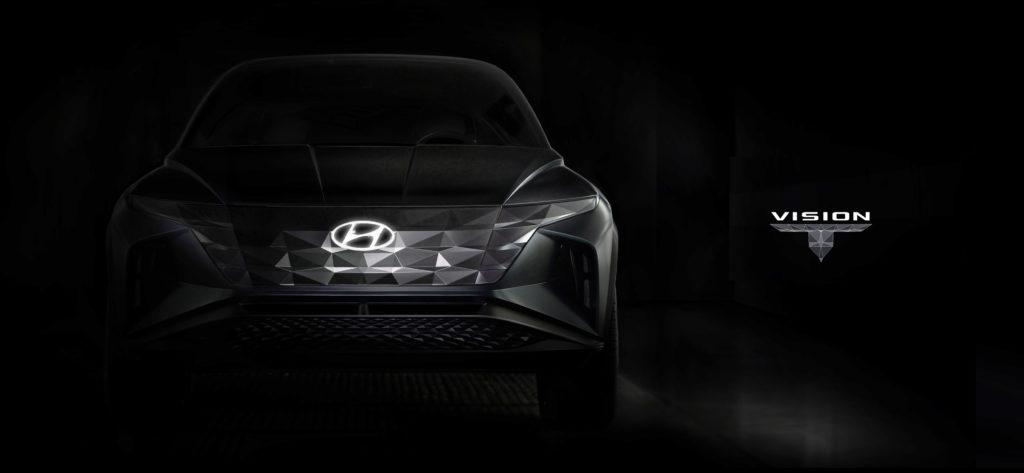 SUV Concept Head On