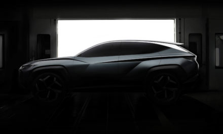 Hyundai Teases Ground-Breaking SUV concept.