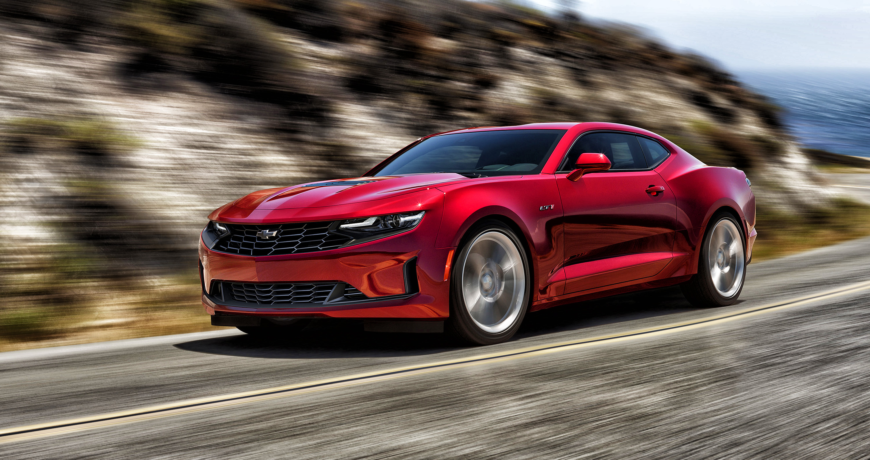 2020 Chevrolet Camaro LT1 Coupe