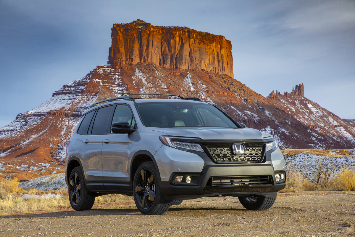 Say Hello To The 2020 Honda Passport