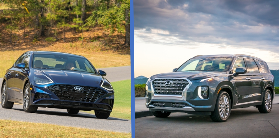 "Sonata & Palisade Earn ""Best Car Buy"" Awards From Driving Today"