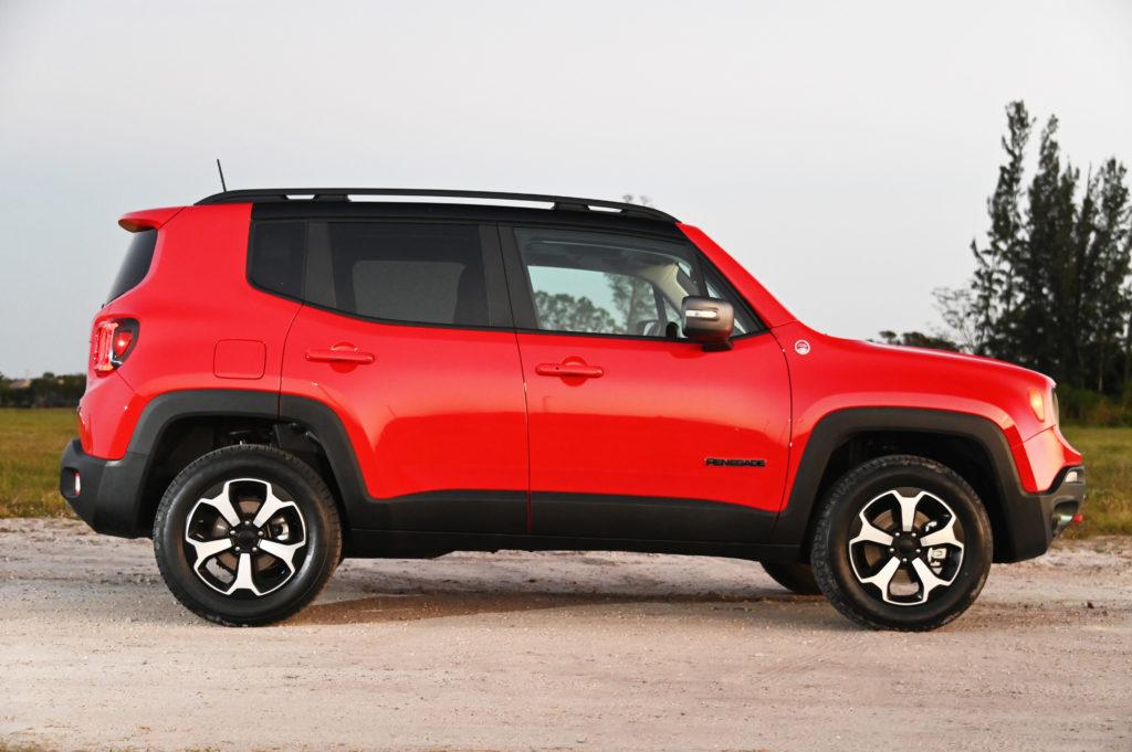 Jeep Renegade Profile